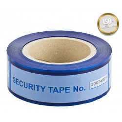 Adhesive security tape...