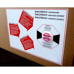 Shockwatch 2 - Stoßindikatoren