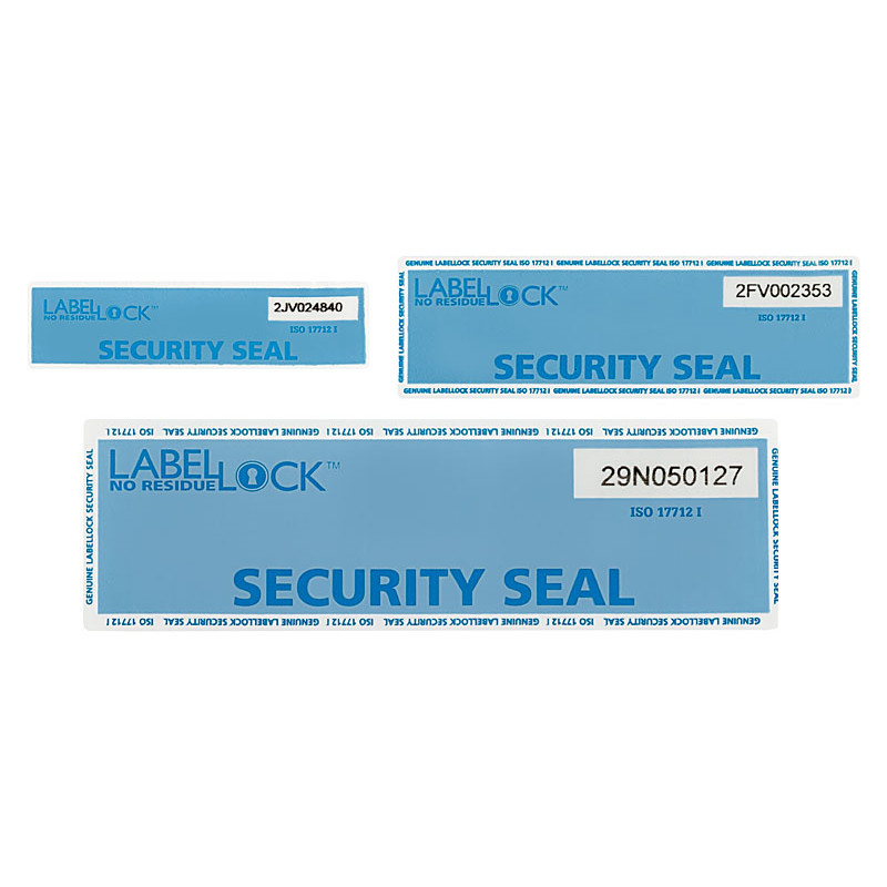 Security seal Label Lock