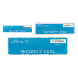 Security label Dual Layer,...