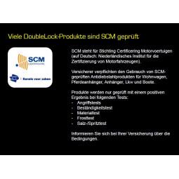 Containerschloss DoubleLock medium SCM