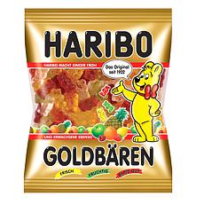 Sofortgeschenk Haribo-Goldbären